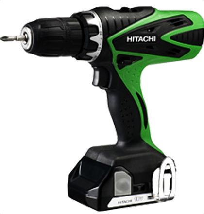 Hitachi DS18DSFL Cordless Drill Drivers 8V and max lock torque: 41Nm (364in.-lbs.). Fan-cooled motor and 2-speed gear. 13mm keyless chuck. Capacity for mild steel 13mm. Adjustable clutch: 22-stage torque. Slim and soft grip handle. Belt hook. 1.5Ah-capacity slide Lithium-ion battery BSL1815 and 40-min. charger UC18YGSL For More Details: http://www.mrthomas.in/hitachi-ds18dsfl-cordless-drill-drivers_470