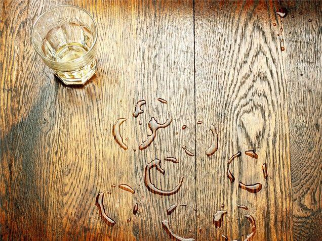 Olive Oil and Lemon Juice: Polish Wood Furniture
