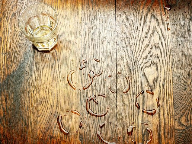 Olive Oil and Lemon Juice: Polish Wood Furniture  How to do it: Mix two parts olive oil to one part lemon juice. Rub the mixture into the surface and then let stand for several hours. Polish with a soft, dry cloth. Your favorite wood pieces will shine!