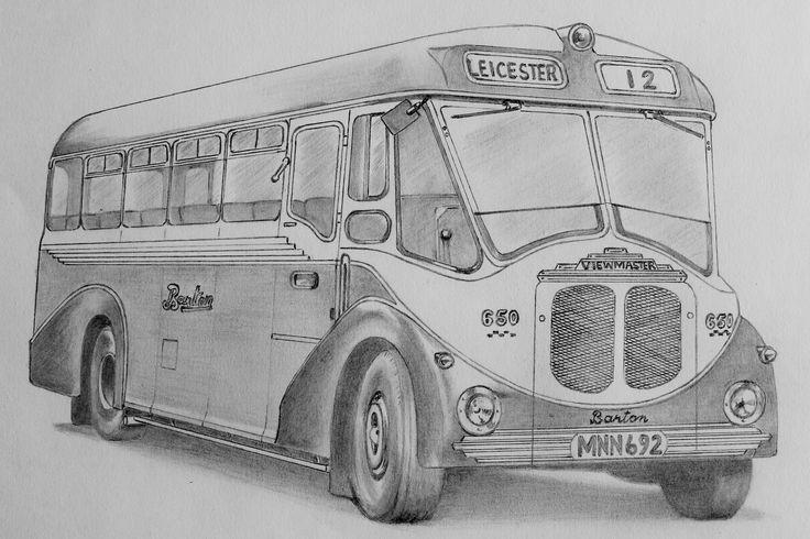 Barton Transport 650 - 1951 Barton 'Viewmaster' Mk. II bodied Barton BTS1
