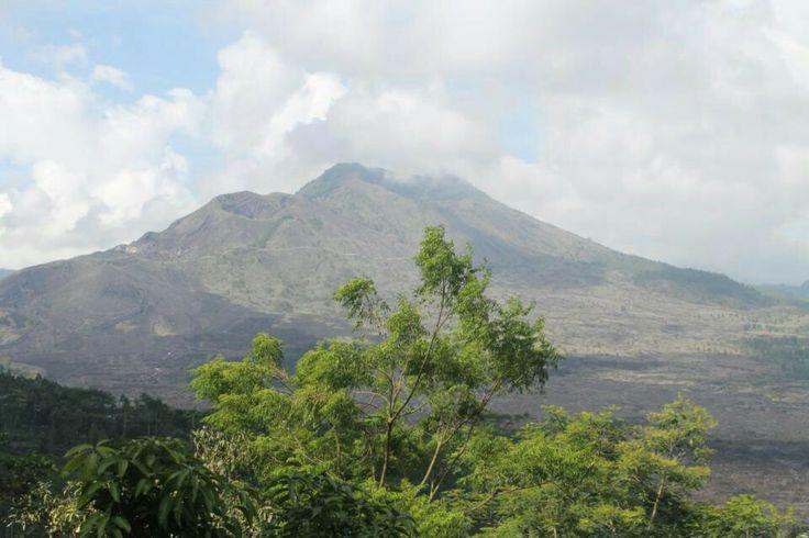 Gunung berapi kintamani