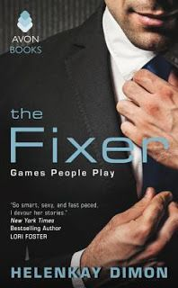 The Eater of Books!: Review: The Fixer by HelenKay Dimon