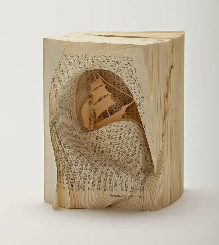 Artista Recorda Clássicos Da Literatura Com Esculturas Incríveis - Chiado Magazine | Arte, Cultura e Lazer...
