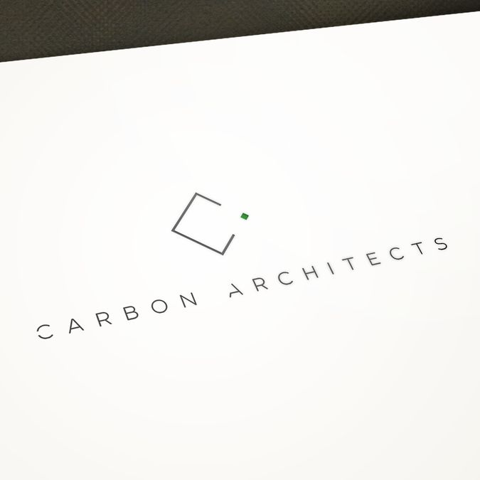 Design a new logo/brand identity for a small Architectural firm focusing on sustainable design by constantin.tiberiu