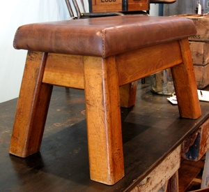 New Vintage Gym Benches
