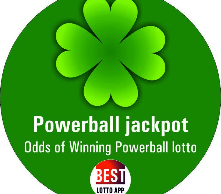 Powerball jackpot – Odds of Winning Powerball lotto