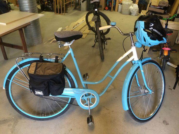 Sykkelidé fra sykkelpikene