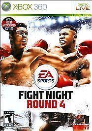 Fight Night: Round 4  (Microsoft Xbox 360, 2009)