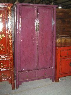 17 migliori idee su armadio antico su pinterest for Rosso lacca cinese