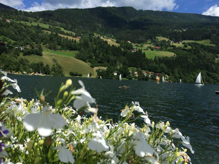 Oostenrijk aan het meer
