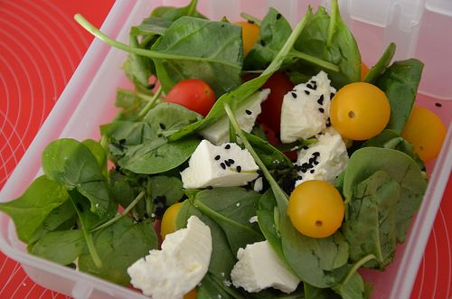 Delicious salad recipes for school lunchboxes
