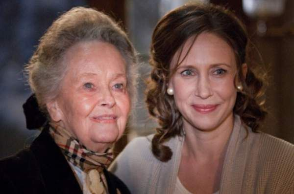 "Lorraine Warren makes a cameo in ""The Conjuring"".  Makes a great movie even greater."