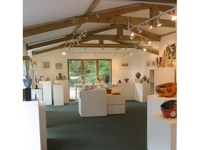 Bevere Gallery, Worcester. Celebrating their 40th anniversary