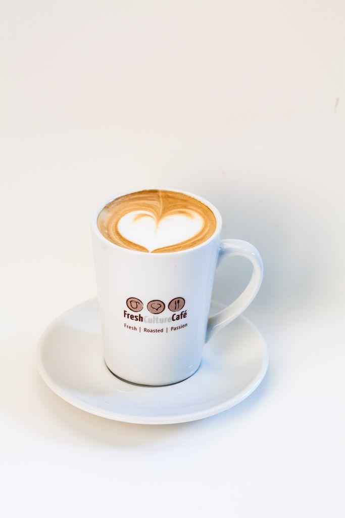 Fresh Culture Cafe Latte