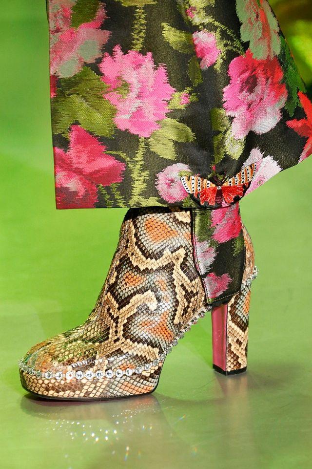 Gucci осень-зима 2017-2018: фото с показа коллекции в деталях | Tatler | Мода | Tatler – журнал о светской жизни