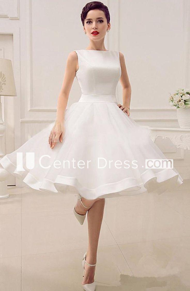 A-Line Sweetheart Sleeveless Backless Organza Dress