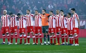 olympiakos  the best Greek team ever!