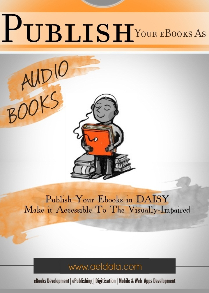 Audio book options for publishers here http www aeldata com ebook