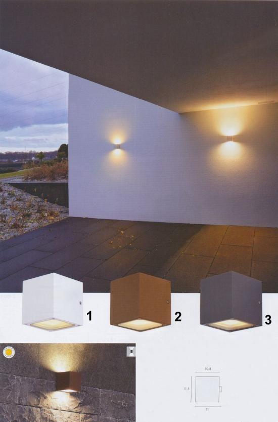 Svietidlá.com - Rendl-Profesional - Sitra cube - Záhradné svietidlá - Moderné - svetlá, osvetlenie, lampy, žiarovky, lustre, LED