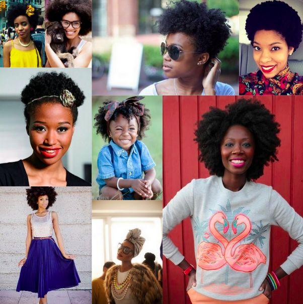ways to style afro hair 17 best images about hair on 5004