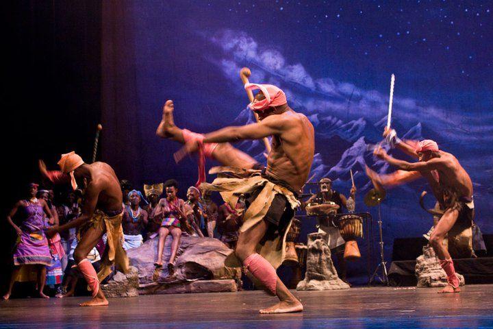 National Arts Festival - Grahamstown, Eastern Cape.