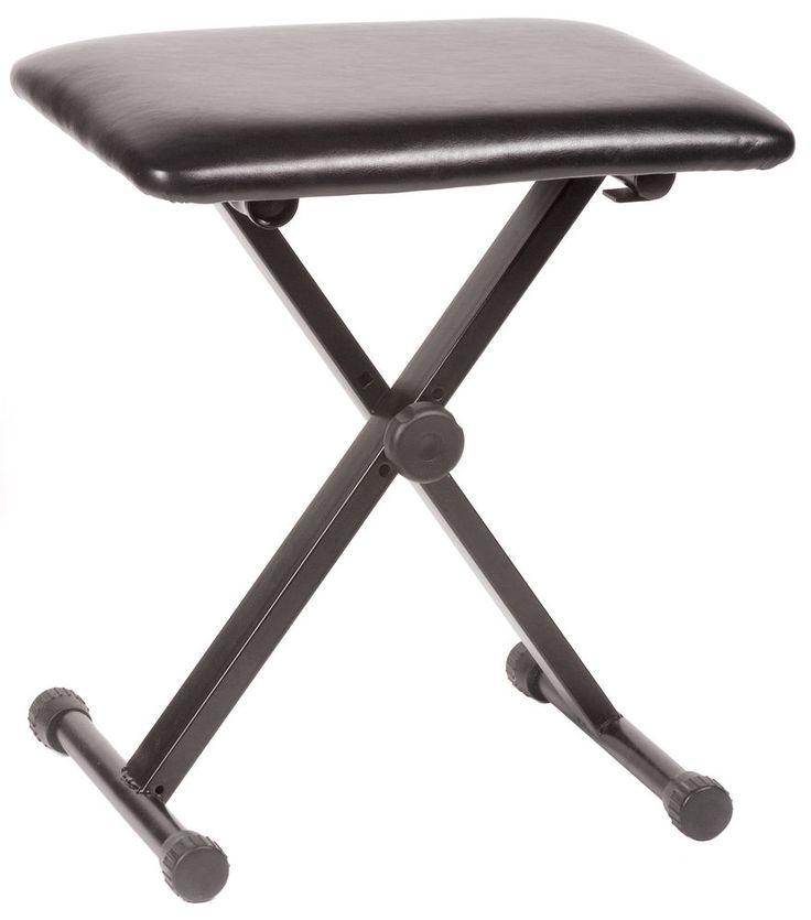 JSI Adjustable & Portable Piano-Cello-Musician Bench (Stool-Seat)