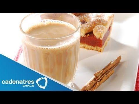 ▶ Receta de Té Chai / Cómo preparar Té Chai en casa - YouTube