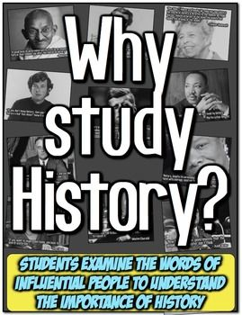 reasons why we study history essay 'the study of history is the beginning of wisdom essay type approach how do i structure my essay analyse the main reasons why hitler rose to power we mean most importantly the policy of.