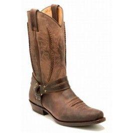 Sancho - Sancho Boots DELIRIUS braun / brown