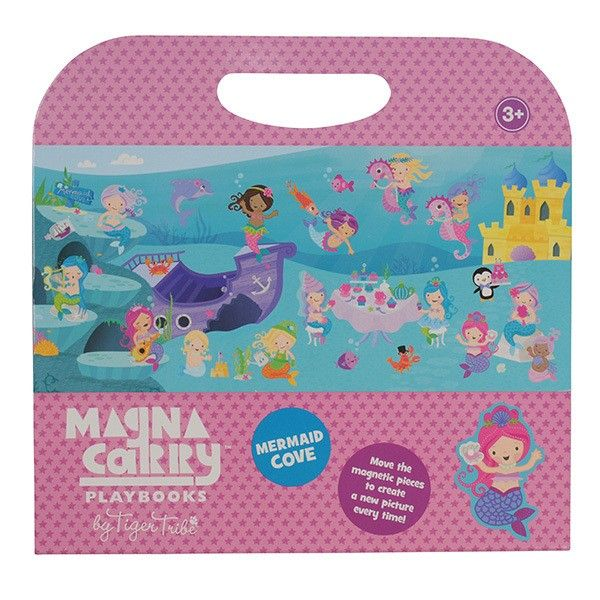 Tiger Tribe - Magna Carry Mermaid Cove. this will be useful for cafe and car trips. #EntropyWishList #PinToWin