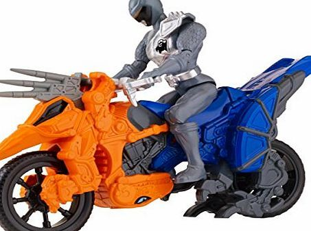 Power Rangers Dino Supercharge Stunt Bike Cycle and Figure (Grey) No description (Barcode EAN = 3296580430765). http://www.comparestoreprices.co.uk/december-2016-week-1-b/power-rangers-dino-supercharge-stunt-bike-cycle-and-figure-grey-.asp