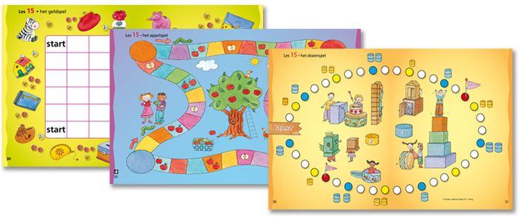 Rekenen is leuk! Download onze rekenspellen en oefen thuis met rekenen.