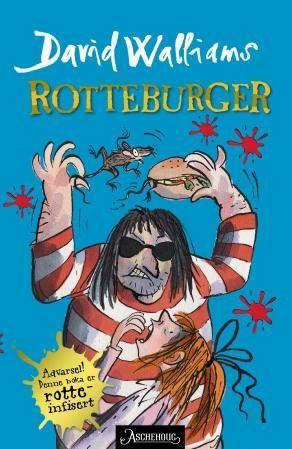 Rotteburger (Innbundet)