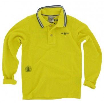 Gaastra - Polo Buntine geel