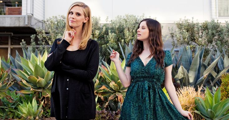 """Emily Goldwyn and Sasha Spielberg together write and star in Snapchat's first-ever scripted series, called """"Literally Can't Even."""""""