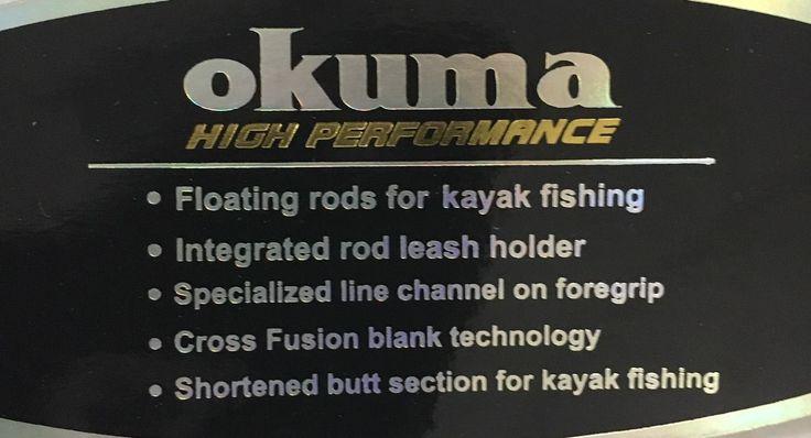 Okuma Fishing Rods
