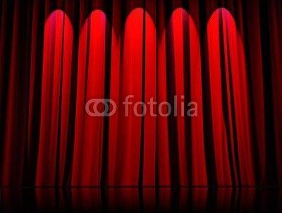 best 25+ rideaux rouge ideas on pinterest | décorations de fête