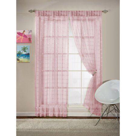 Walmart Curtains For Bedroom | 25 Melhores Ideias De Curtains At Walmart No Pinterest Cortinas