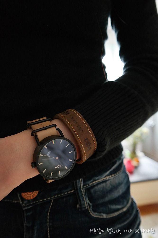 말리 시계, 밥 말리 시계, 더 하우스 오브 말리 시계, 히치 레더 워치 사바나,