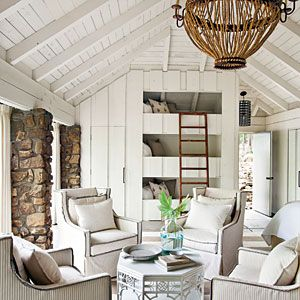 Lake House Renovation - before and after pics show an unbelievable transformation - Southern Living