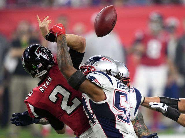 Did Patriots win or Falcons choke in Super Bowl LI?
