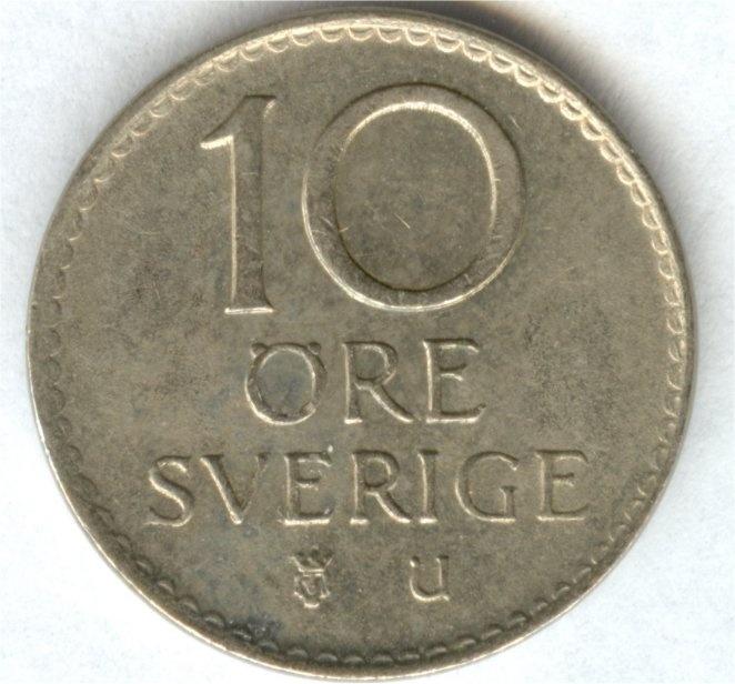 Åter till svenska småmynt under 1900-talet