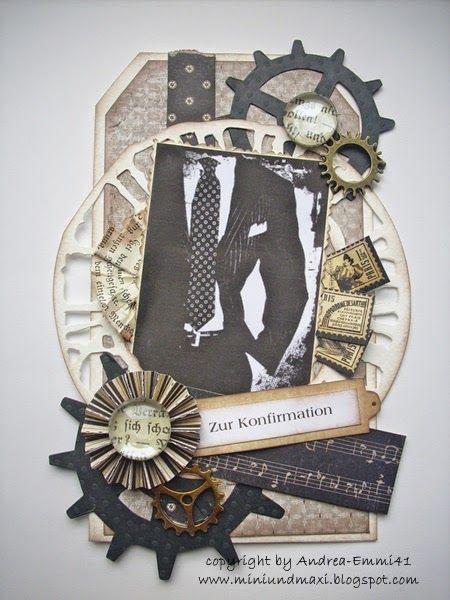 Konfirmation - Stempel von Kort and Godt
