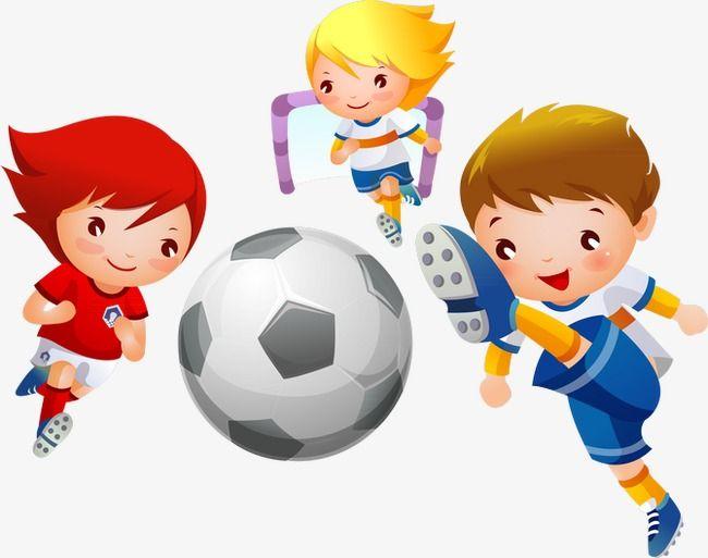 الأطفال يلعبون كرة القدم كرتون المثال التوضيحي الأطفال Png وملف Psd للتحميل مجانا Girl Playing Soccer Cartoon Kids Kids Clipart
