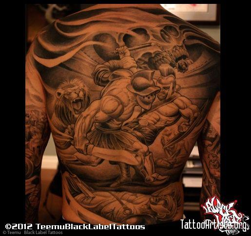 roman gladiator tattoos | Tattoos | Pinterest | Skulls ...