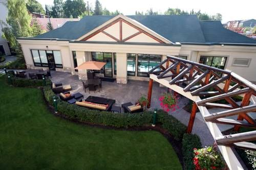 Courtyard Anchorage Airport (4901 Spenard Road) Courtyard Anchorage is just 2 miles' from Ted Stevens Anchorage International Airport and offers free airport shuttle service and a daily a la carte breakfast.  Rooms have 32-inch LCD TVs. #bestworldhotels #hotel #hotels #travel #us #alaska