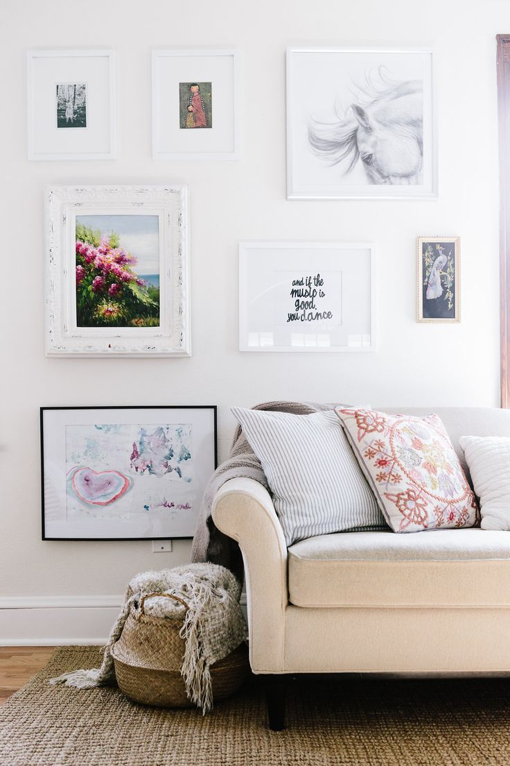 1000 Ideas About Wall Art Placement On Pinterest
