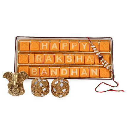 Send Rakhi to Bangalore and Give your Bro a Reason to Feel Proud!
