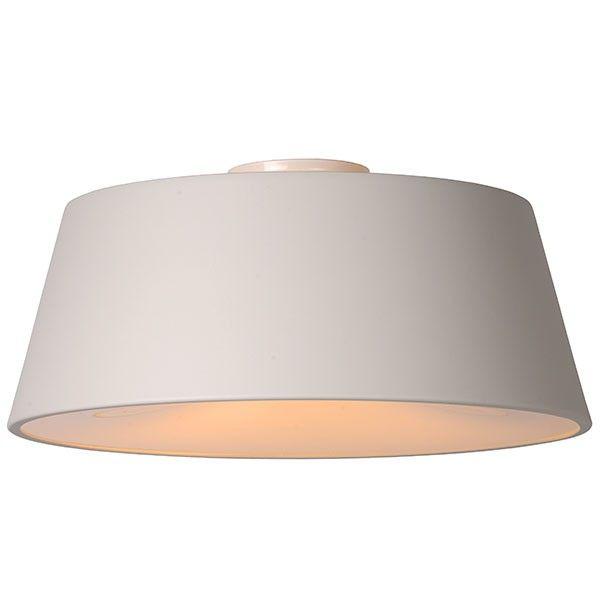 Great Plafondlamp Aiko wit