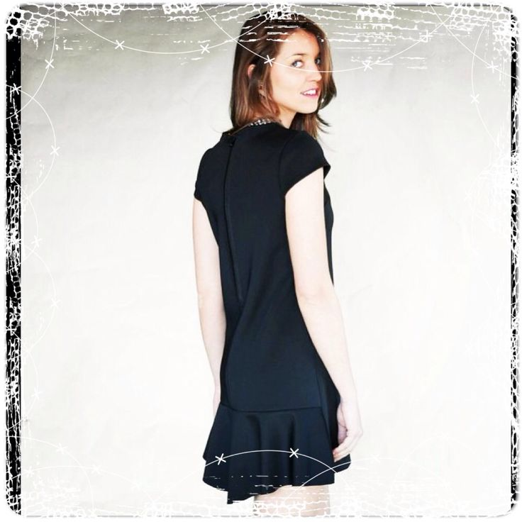 The perfect dress for your holiday evenings www.brebisnoir.com